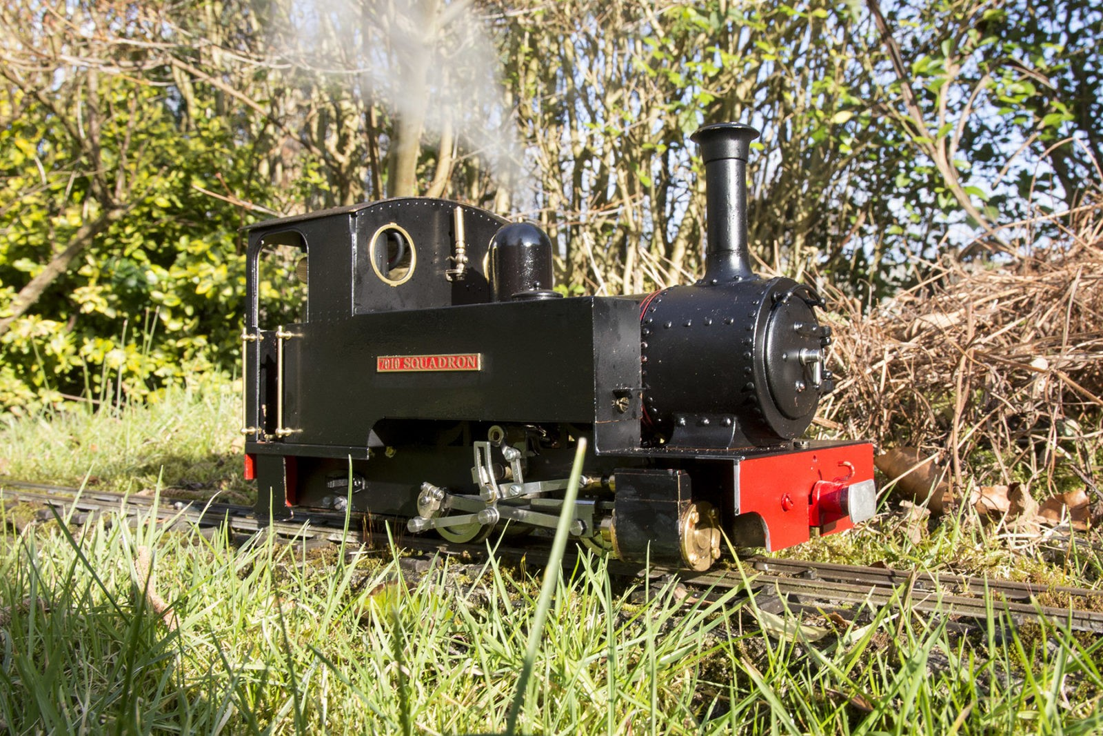Roundhouse Mildred Kit named after my very own reserve Royal Air Force Squadron