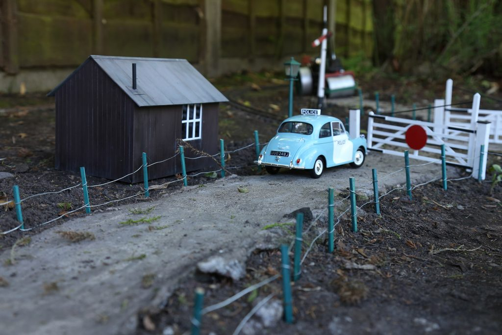16mm garden railway