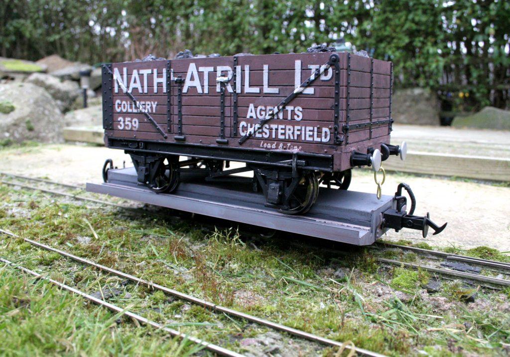Standard gauge transporter