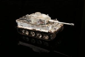 Tiger 1 mud