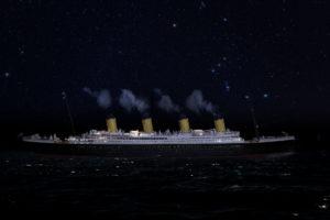 illuminated model